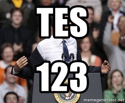 obama come at me bro - tes 123