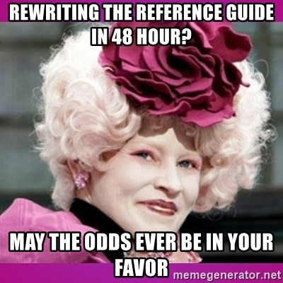 hunger games effie - Rewriting the reference guide in 48 hour? MAY THE ODDS EVER BE IN YOUR FAVOR