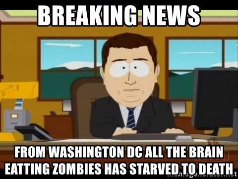 breaking news from washington dc all the brain eatting