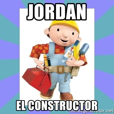 bob the builder - jordan el constructor