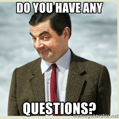 56090037 do you have any questions? mr bean meme generator