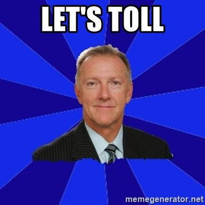 Ron Wilson/Leafs Memes - Let's toll