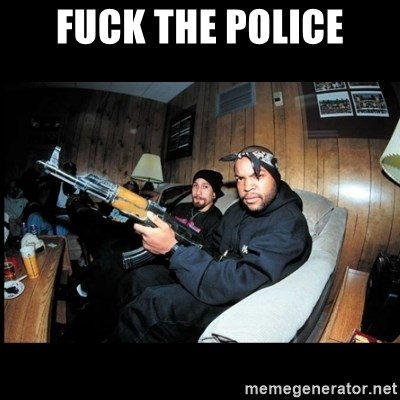 Ice cube fuck the police photo 64