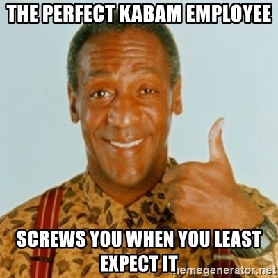 The Perfect Kabam Employee Screws You When You Least Expect It