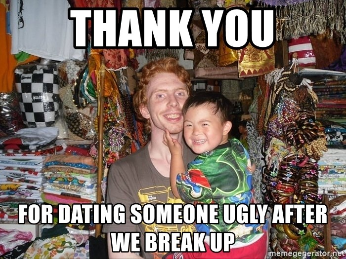 dating someone after a break up