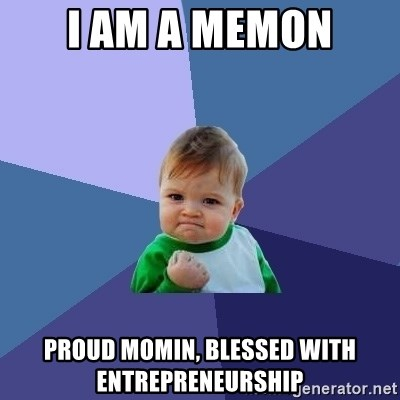 I Am A Memon Proud Momin Blessed With Entrepreneurship
