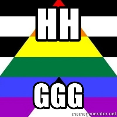 Bad Straight Ally - Hh Ggg