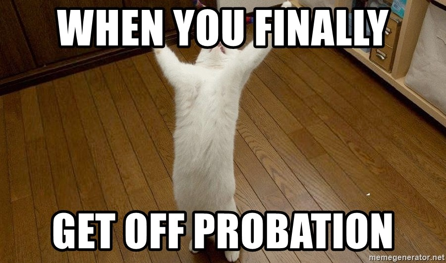 Eligibility for Early Probation Termination