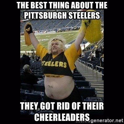 The Best Thing About The Pittsburgh Steelers They Got Rid Of Their