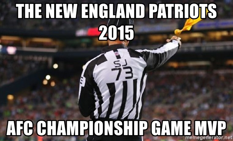 The New England Patriots 2015 Afc Championship Game Mvp Nfl