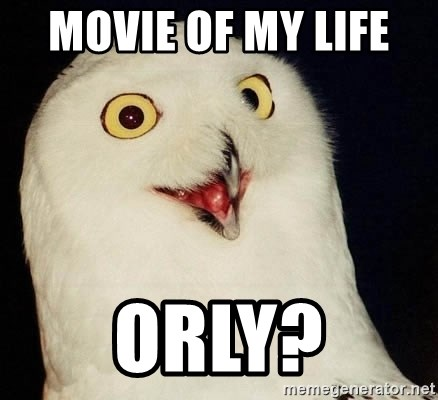 Orly Owl - Movie of my life   ORLY?