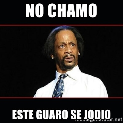 katt williams shocked - No Chamo  Este Guaro se JODIO