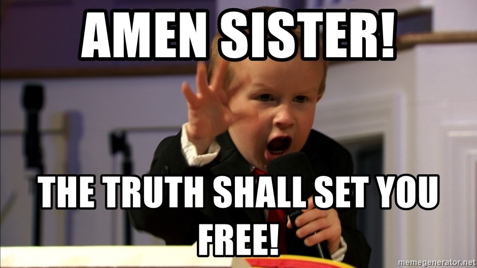 Amen To That Sister