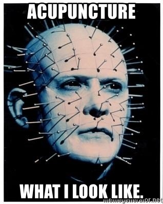 Image result for acupuncture memes