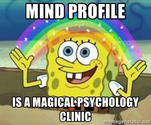 Bob esponja imaginacion - Mind Profile Is a magical psychology clinic