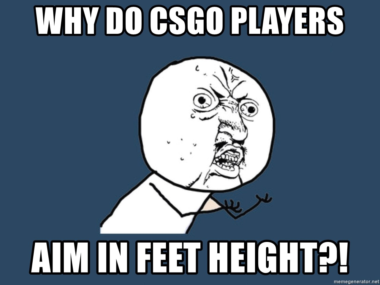Csgo players height