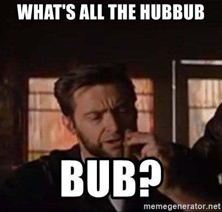 Wolverine First Class - What's all the hubbub bub?