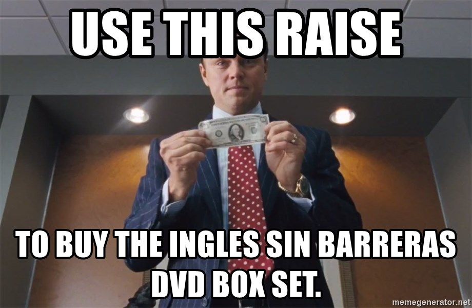 61758480 use this raise to buy the ingles sin barreras dvd box set wolf of