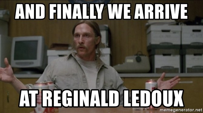 and finally we arrive at reginald ledoux and finally we arrive at reginald ledoux true detective old