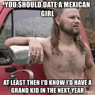 dating a mexican