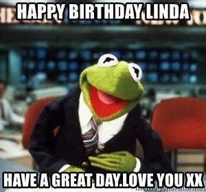 happy birthday linda have a great daylove you xx happy birthday linda have a great day love you xx breaking news