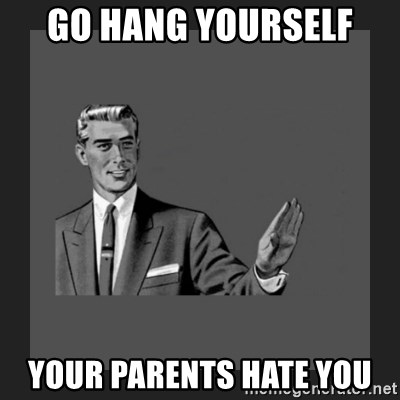 what to do if your parents hate you