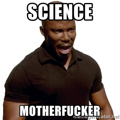 Doakes SURPRISE - Science Motherfucker