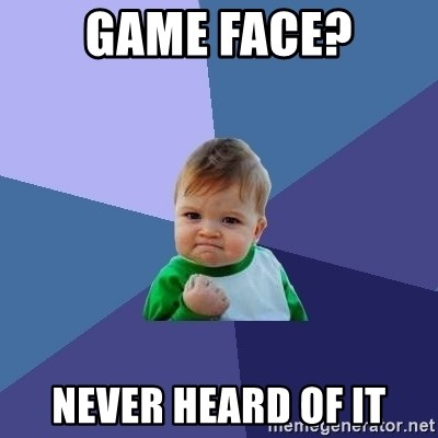 Image result for childs game face