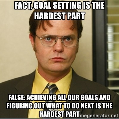 64698716 fact, goal setting is the hardest part false achieving all our