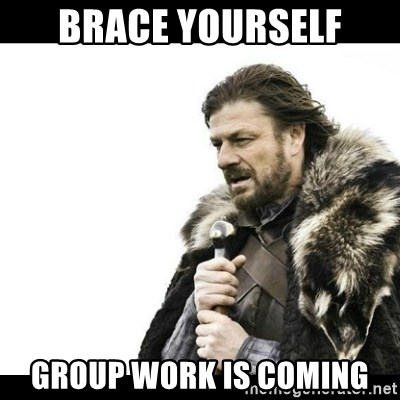 Image result for group work meme