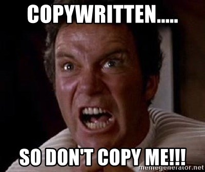 Khan - COPYWRITTEN..... SO DON'T COPY ME!!!
