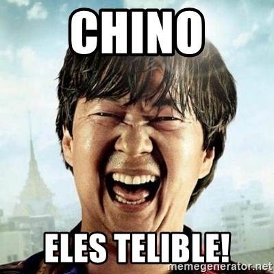 64876298 chino eles telible! mr chow meme generator