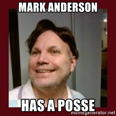 Free Speech Whatley - MARK ANDERSON HAS A POSSE
