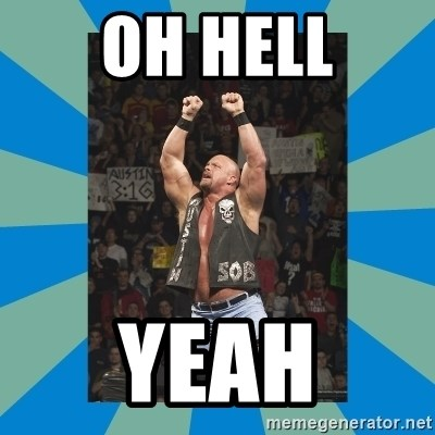 stone cold steve austin - oh hell yeah