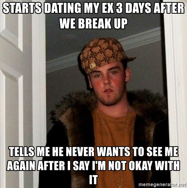 dating ex again after breakup