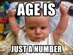 Workout baby - Age is  just a number