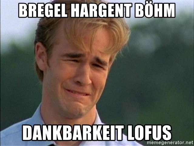 Thank You Based God - Bregel hargent böhm Dankbarkeit lofus