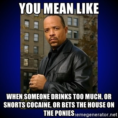 Drinks too much snorts cocaine bets the house on the ponies sg pool live betting rules