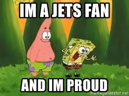 Ugly and i'm proud! - Im a jets fan  and im proud