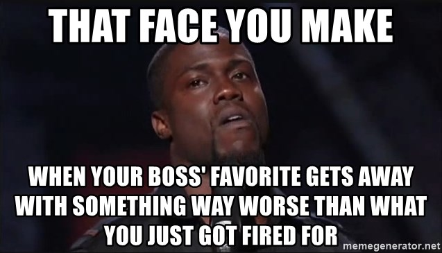 Boss Gets Way