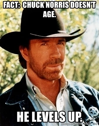 fact-chuck-norris-doesnt-age-he-levels-u