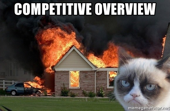 grumpy cat 8 - Competitive Overview