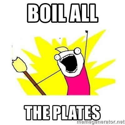 BOIL ALL THE PLATES - clean all the things blank template