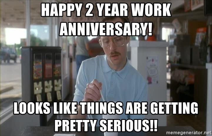 Happy work anniversary based on happy by pharrell williams youtube