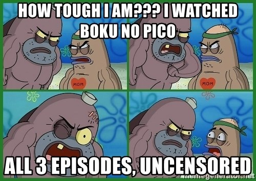 Bocu No Pico Uncensored
