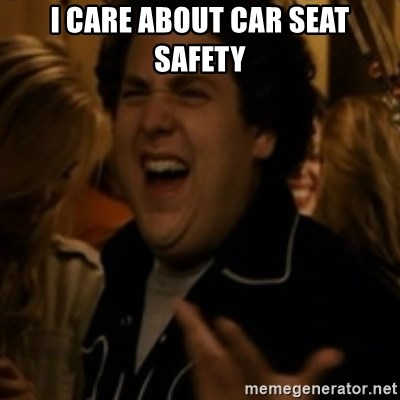 I Care About Car Seat Safety