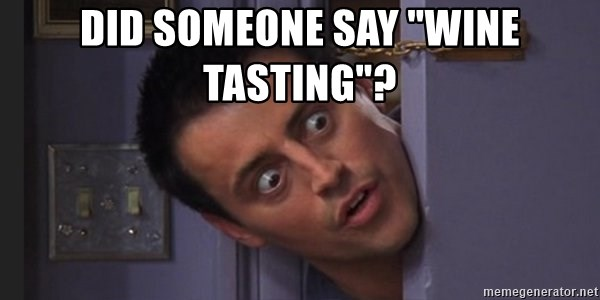 Image result for wine tasting meme