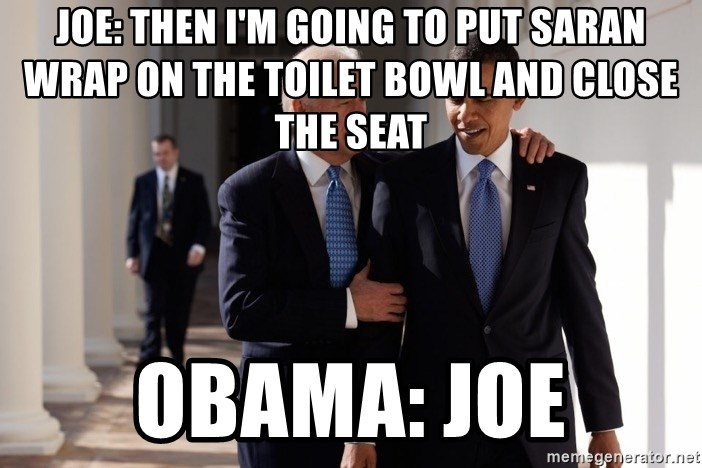 Terrific Joe Then Im Going To Put Saran Wrap On The Toilet Bowl And Pdpeps Interior Chair Design Pdpepsorg