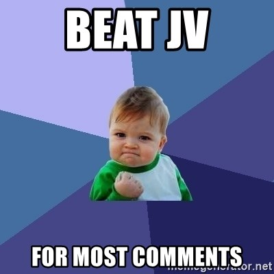 Success Kid - Beat jv for most comments