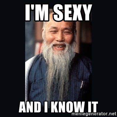 Chinese sexy and i know it